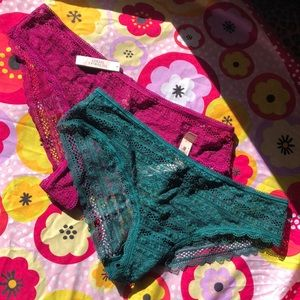 Victoria secrets panties